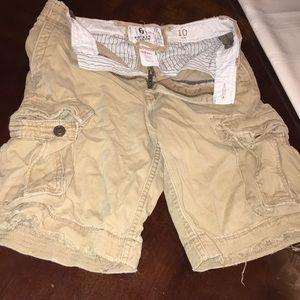 Gap cargo shorts (boys)